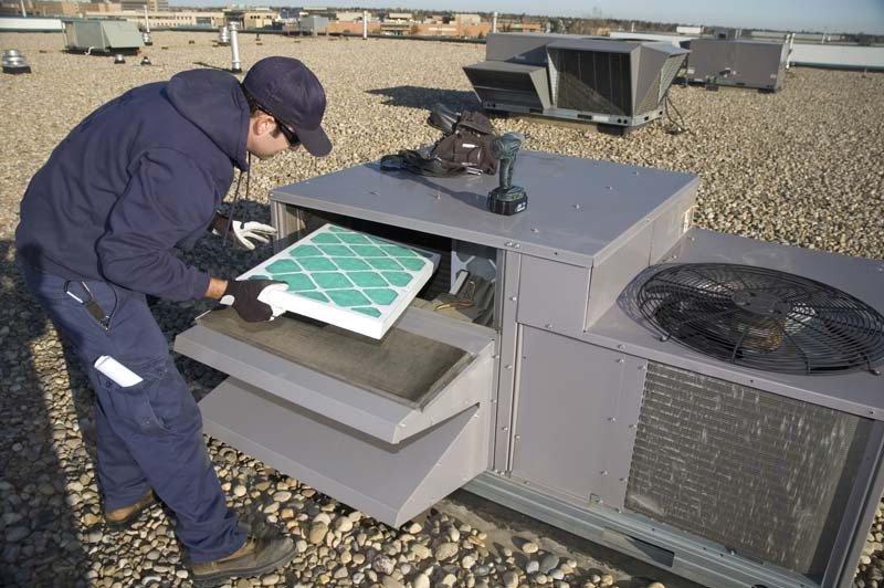 Rooftop Heater Repair Service, San Antonio TX