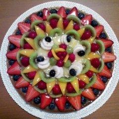 crostate alla frutta fresca