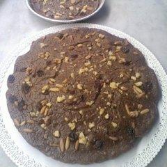 CASTAGNACCIO, torta di farina di castagne