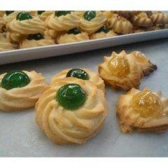 vassoio di biscotti