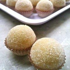 ciliegine (pasta di mandorla e ciliegia candita).