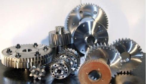 rettifica ingranaggi cilindrici ed elicoidali