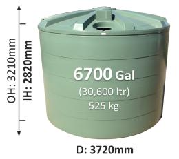30600-Litre-Round-Poly-Rainwater-Tank-QLD
