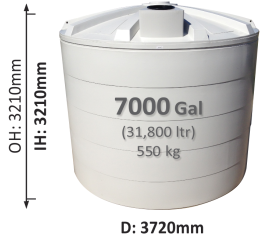 31800-Litre-Rainwater-Poly-Tank-QLD
