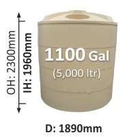 5000-Litre-Round-Poly-Water-Tank-QLD