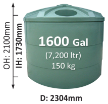 7,200-Litre-Round-Poly-Water-Tank-QLD