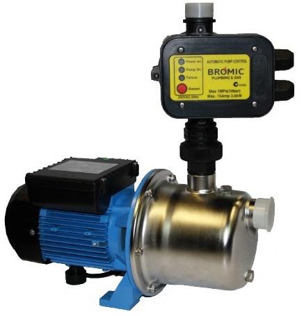 Bromic-Waterboy-60L-Water-Tank-Pump