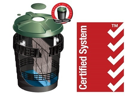 how to get certified to install septic tanks