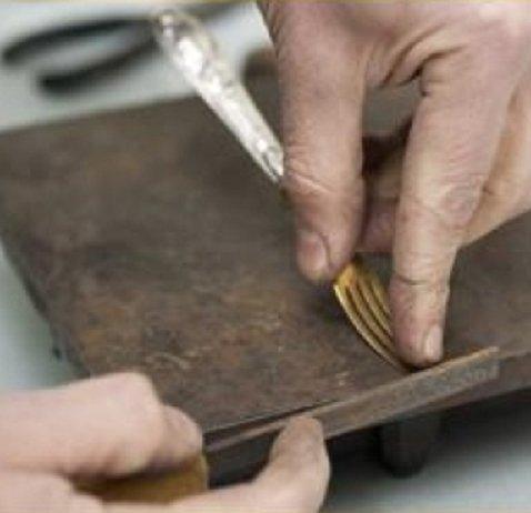 restauro metalli