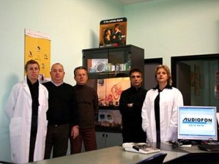 staff tecnico audiofon