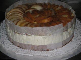 torta di pere, dolce con le pere