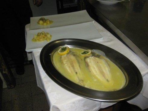 specialità pesce al forno