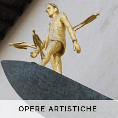 opere artistiche