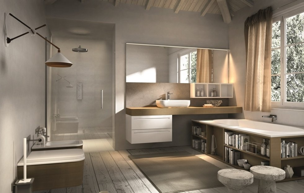 Mobili bagno di design pieve di soligo conegliano treviso spazio bagno - Mobili bagno idea ...
