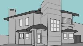 ville bifamiliari, ville trifamiliari, compravendita di immobili