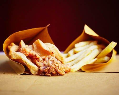 coni di fritto