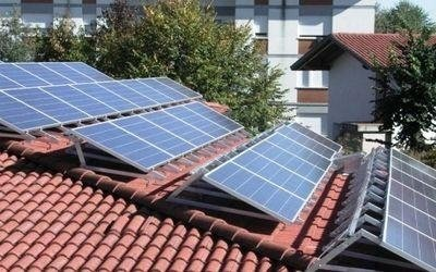 Impianti fotovoltaici su tetto