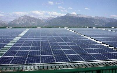 Impianti fotovoltaici di grandi dimensioni