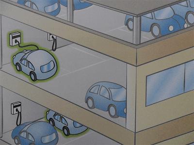 Caricatri in autosilos