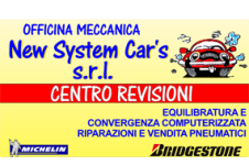 New System Car's