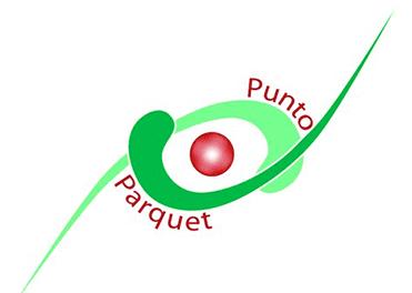 PUNTO PARQUET - Logo