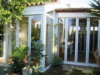 veranda garden alluminio