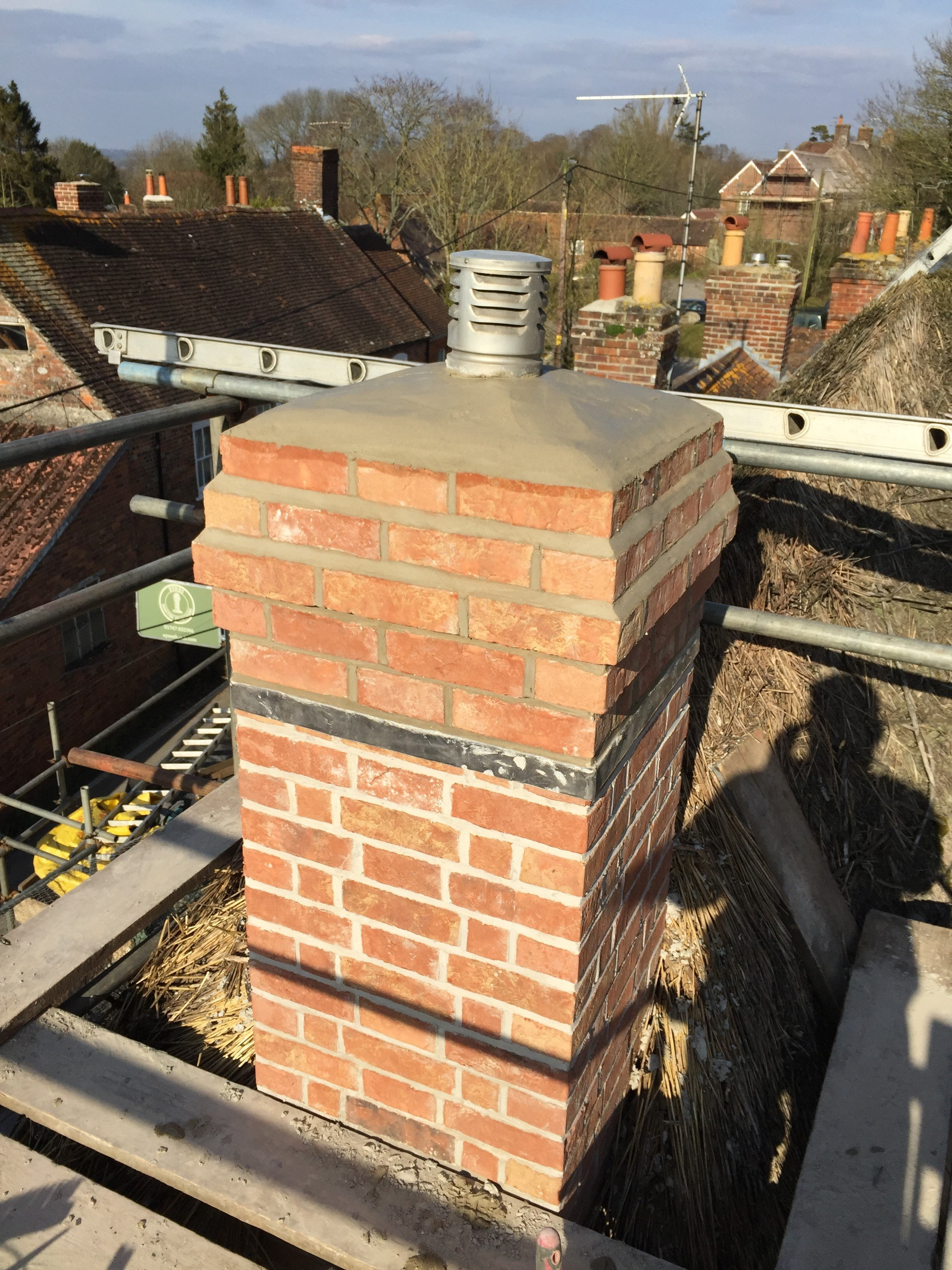 Chimney regulations,