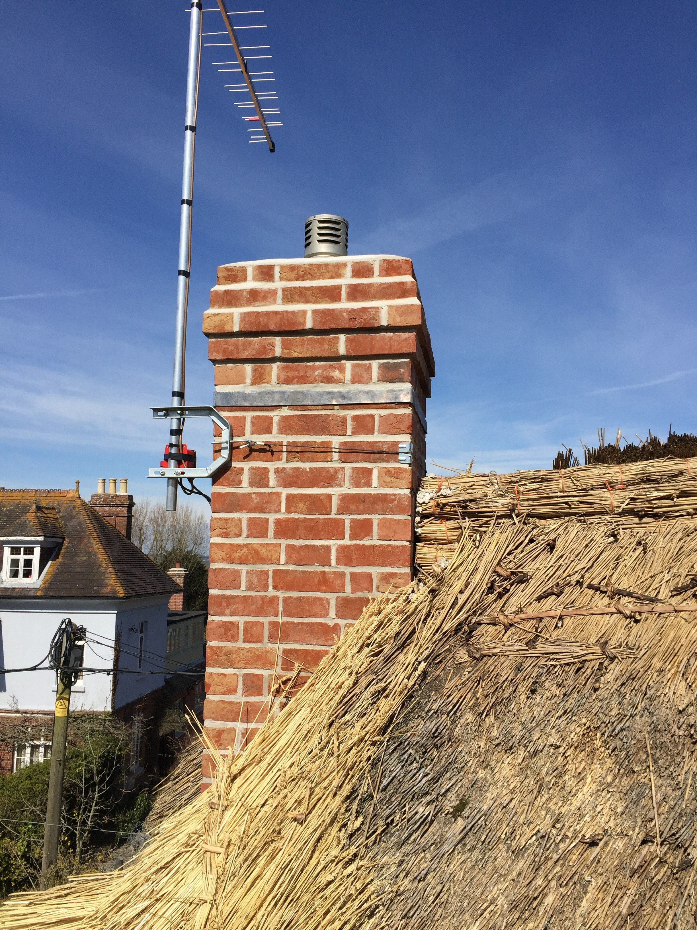 Thatched roof surveys