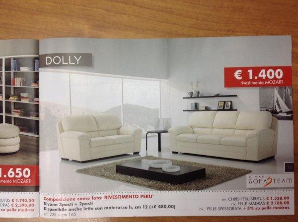promozione divani