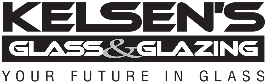 KELSEN'S GLASS AND GLAZING LOGO