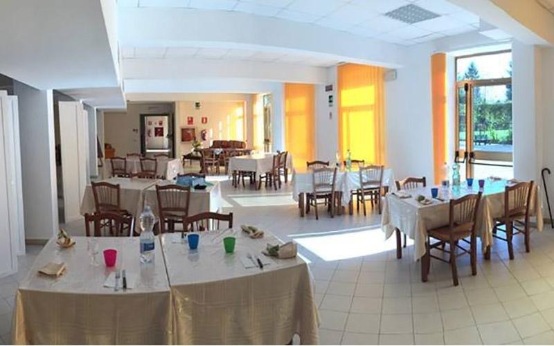 ristorante casa di riposo