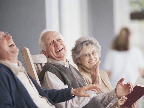 sala ricreativa per anziani