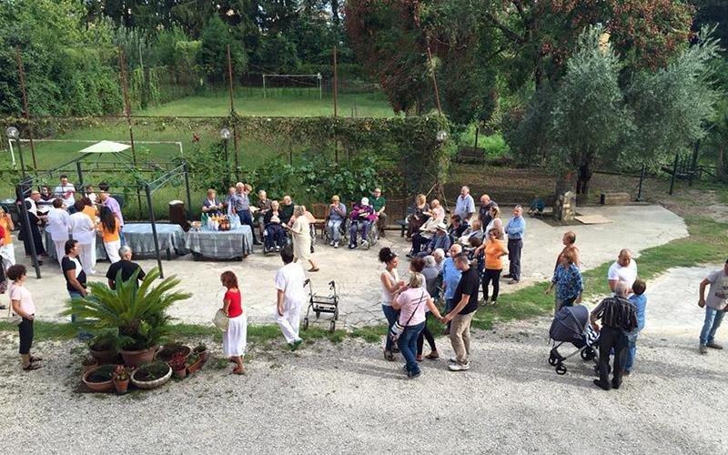 parco Villa Mater Dei