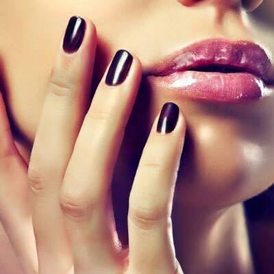 Woman's lips