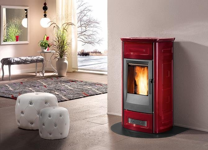 Stufe Thermo a Pellet