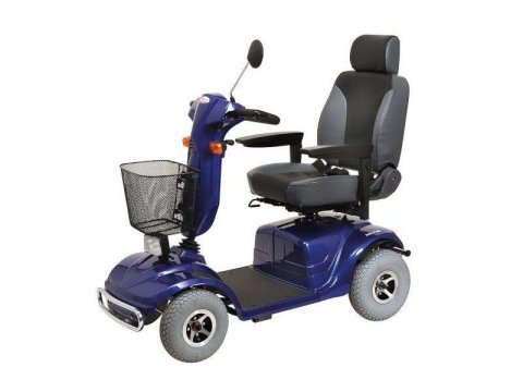Scooter elettrico per disabili mutuabile
