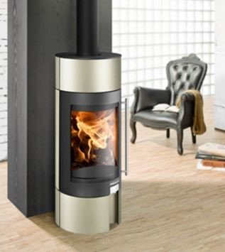 Haas & Sohn Pico (Anthracite) wood burning stove