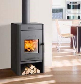 Haas & Sohn Kalius II wood burning stove
