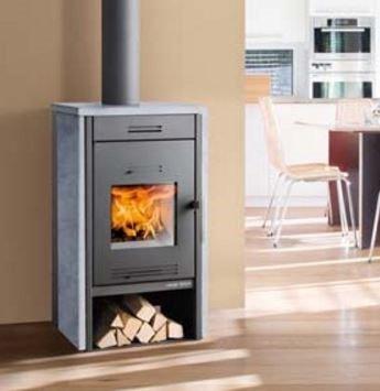 Haas & Sohn Salzburg wood burning stove