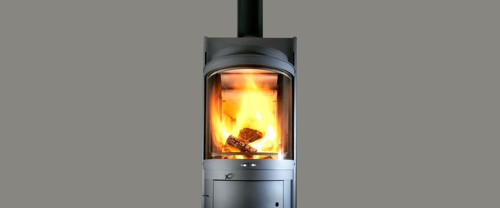 Haas & Sohn wood burning stoves