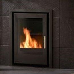 Haas & Sohn Wien wood burning stove