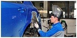 restauro di auto d'epoca