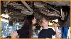riparazione del motore