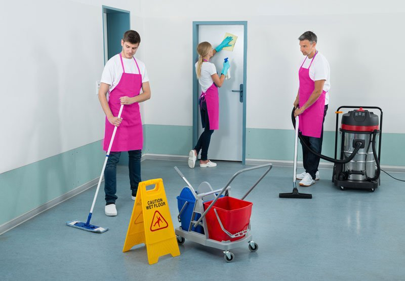 Janitorial Services Abilene, TX
