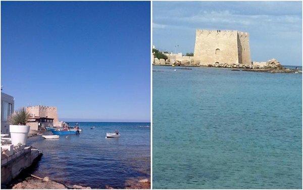 due paesaggi di mare