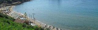 località marina, mare, spiaggia attrezzata