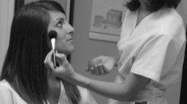 trucco sposa, applicazione make up, applicazione trucco