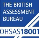 The British Assessment Bureau ISO 14001 logo