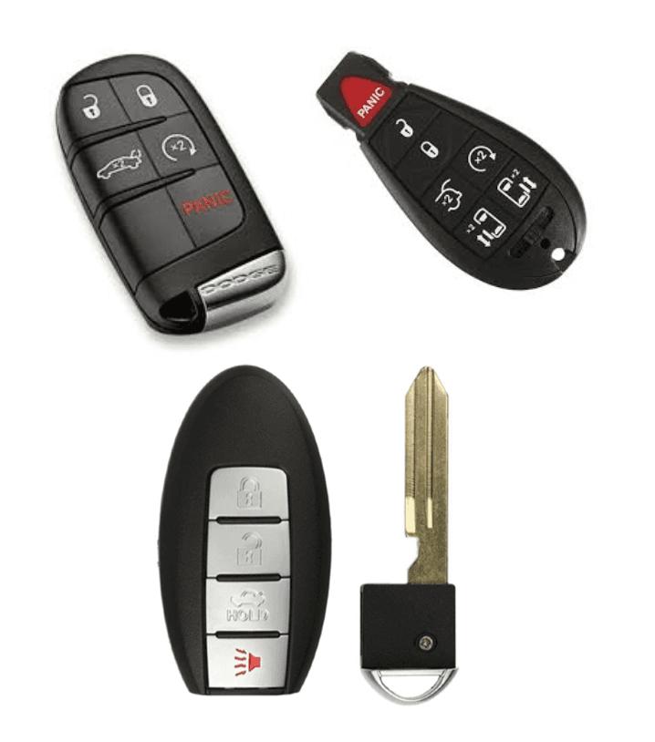 Proximity Remote Key Insert