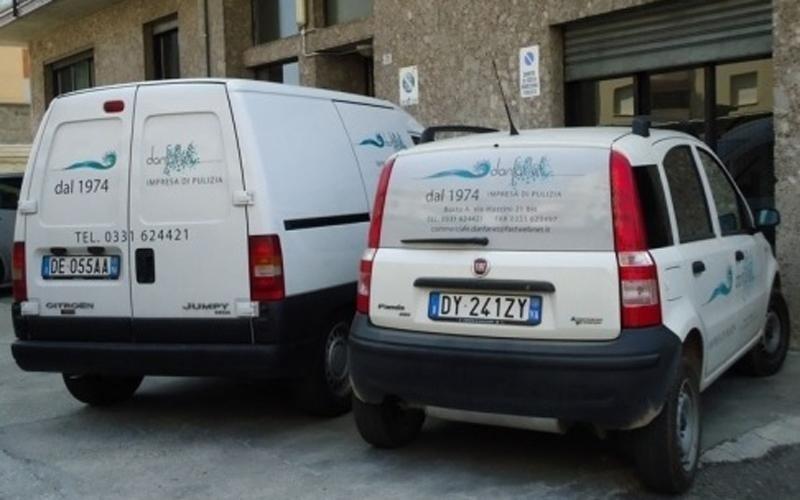 furgoni impresa